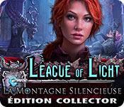 La fonctionnalité de capture d'écran de jeu League of Light: La Montagne Silencieuse Édition Collector