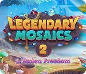 Feature screenshot game Legendary Mosaics 2: The Stolen Freedom