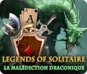 La fonctionnalité de capture d'écran de jeu Legends of Solitaire: La Malédiction Draconique