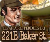 Image Les Affaires Perdues du 221B Baker St.