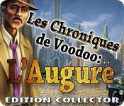 La fonctionnalité de capture d'écran de jeu Les Chroniques de Voodoo: l'Augure Edition Collector