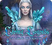La fonctionnalité de capture d'écran de jeu Living Legends: La Larme de Cristal