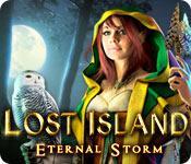 La fonctionnalité de capture d'écran de jeu Lost Island: Eternal Storm