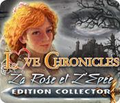 La fonctionnalité de capture d'écran de jeu Love Chronicles: La Rose et l'Epée Edition Collector