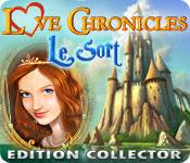 La fonctionnalité de capture d'écran de jeu Love Chronicles: Le Sort Edition Collector