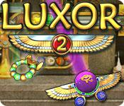 Luxor 2 game play