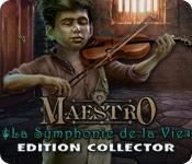 La fonctionnalité de capture d'écran de jeu Maestro: La Symphonie de la Vie Edition Collector