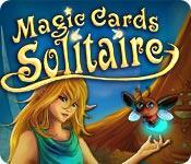 La fonctionnalité de capture d'écran de jeu Magic Cards Solitaire