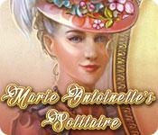 La fonctionnalité de capture d'écran de jeu Marie Antoinette's Solitaire