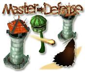 Master of Defense game play