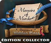 Aperçu de l'image Memoirs of Murder: Bienvenue à Hidden Pines Édition Collector game