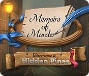 La fonctionnalité de capture d'écran de jeu Memoirs of Murder: Bienvenue à Hidden Pines