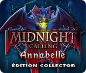 La fonctionnalité de capture d'écran de jeu Midnight Calling: Annabelle Édition Collector