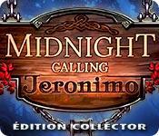 La fonctionnalité de capture d'écran de jeu Midnight Calling: Jeronimo Édition Collector