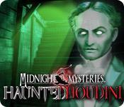 La fonctionnalité de capture d'écran de jeu Midnight Mysteries: Haunted Houdini