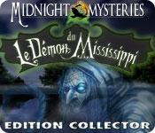 La fonctionnalité de capture d'écran de jeu Midnight Mysteries: Le Démon du Mississippi Edition Collector