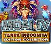 La fonctionnalité de capture d'écran de jeu Moai 4: Terra Incognita Édition Collector