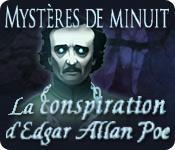 Mystères de Minuit: La Conspiration d'Edgar Allan Poe game play