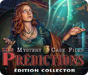 La fonctionnalité de capture d'écran de jeu Mystery Case Files: Les Prédictions Édition Collector