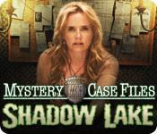 La fonctionnalité de capture d'écran de jeu Mystery Case Files®: Shadow Lake