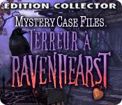 La fonctionnalité de capture d'écran de jeu Mystery Case Files®: Terreur à Ravenhearst Edition Collector