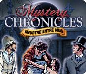 Image Mystery Chronicles: Meurtre Entre Amis