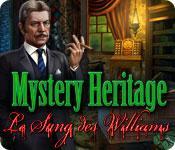 La fonctionnalité de capture d'écran de jeu Mystery Heritage: Le Sang des Williams