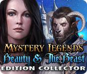 La fonctionnalité de capture d'écran de jeu Mystery Legends: Beauty and the Beast Edition Collector