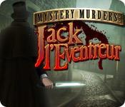 La fonctionnalité de capture d'écran de jeu Mystery Murders: Jack l'Eventreur