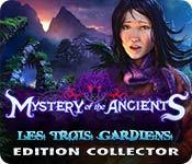La fonctionnalité de capture d'écran de jeu Mystery of the Ancients: Les Trois Gardiens Edition Collector