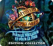 La fonctionnalité de capture d'écran de jeu Mystery Tales: Pour le Meilleur et pour le Pire Édition Collector