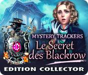 La fonctionnalité de capture d'écran de jeu Mystery Trackers: Le Secret des Blackrow Edition Collector