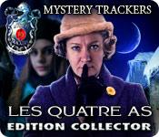 La fonctionnalité de capture d'écran de jeu Mystery Trackers: Les Quatre As Edition Collector