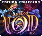 La fonctionnalité de capture d'écran de jeu Mystery Trackers: Le Manoir des Void Edition Collector