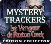 La fonctionnalité de capture d'écran de jeu Mystery Trackers: Le Vengeur de Paxton Creek Édition Collector