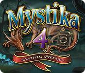 La fonctionnalité de capture d'écran de jeu Mystika 4: Mauvais Présages