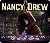 Nancy Drew: La Malédiction du Manoir de Blackmoor game play