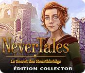 La fonctionnalité de capture d'écran de jeu Nevertales: Le Secret des Hearthbridge Édition Collector
