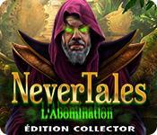 La fonctionnalité de capture d'écran de jeu Nevertales: L'Abomination Édition Collector