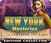 La fonctionnalité de capture d'écran de jeu New York Mysteries: La Lanterne des Âmes Édition Collector