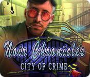 La fonctionnalité de capture d'écran de jeu Noir Chronicles: City of Crime