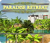 La fonctionnalité de capture d'écran de jeu Paradise Retreat