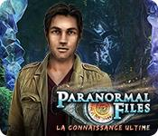 Paranormal Files: La Connaissance Ultime game play