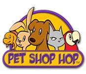 La fonctionnalité de capture d'écran de jeu Pet Shop Hop