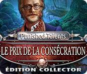 La fonctionnalité de capture d'écran de jeu Punished Talents: Le Prix de la Consécration Édition Collector