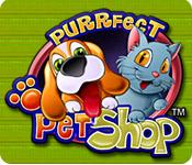 La fonctionnalité de capture d'écran de jeu Purrfect Pet Shop
