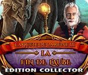 La fonctionnalité de capture d'écran de jeu La Quête de la Reine 3: La Fin de l'Aube Édition Collector