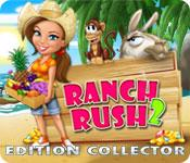 La fonctionnalité de capture d'écran de jeu Ranch Rush 2 Edition Collector