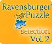 La fonctionnalité de capture d'écran de jeu Ravensburger Puzzle II Selection