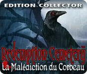 La fonctionnalité de capture d'écran de jeu Redemption Cemetery: La Malédiction du Corbeau Edition Collector